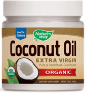 Nature's Way Coconut Oil image